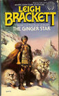 THE GINGER STAR BY LEIGH BRACKETT * PAPERBACK * VOLUME 1 THE BOOK OF SKAITH