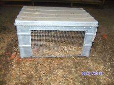 hundebox alu g nstig kaufen ebay. Black Bedroom Furniture Sets. Home Design Ideas