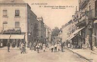 MONTCEAU-LES-MINES - Rue des Oiseaux