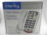 Clarity P300 Handset Landline Telephone