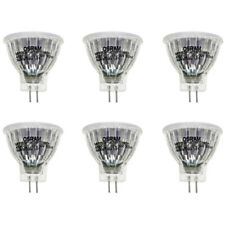 OSRAM LED STAR GLAS MR11 GU4 4W=35W 345lm 36° warm white 2700K nodim A+ 6er-Pack