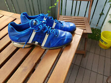 Adidas Adistar 2008 Olympic Weightlifting Shoe US 13 BLUE EDITION Prototype