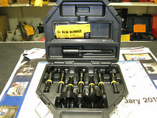 DEWALT DW1649 ( 8 PIECE ) SELF FEED BIT KIT ( NEW )