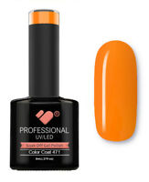 471 VB™ Line Glow Futura Orange Neon - UV/LED soak off gel nail polish