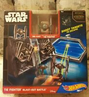 Star Wars - THE FIGHTER BLAST-OUT BATTLE Die Cast  Hot Wheels Mattel Disney