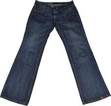 ESPRIT Jeans SKINNY Röhre grau gestreift W35 L32 NEU *UVP 79,99€
