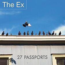 THE EX - 27 PASSPORTS   VINYL LP NEU