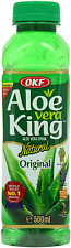 OKF King Original Aloe Vera a boire, 500 ml, Lot de 20