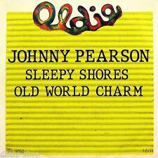 "7"" JOHNNY PEARSON Sleepy Shores OST The Doctors NIGEL STOCK Owen M.D.BBC TV 1971"