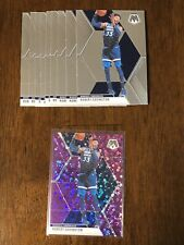(10) 2019-20 Panini Mosaic Lot 🏀 ROBERT COVINGTON Purple #d 50 / Base