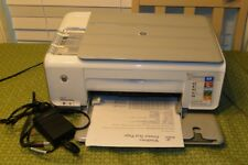 HP Photosmart C3180 All-In-One Inkjet Printer