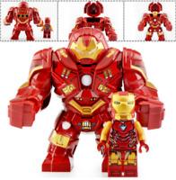 HulkBuster  - Avengers End Game Lego Moc Minifigure Toys Gift