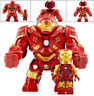 HulkBuster  - Avengers End Game Lego Moc Minifigure Toys Gift