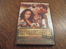 dvd streets is watchin' volume 1