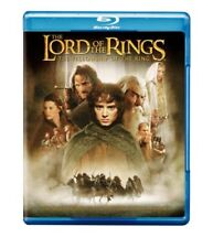 The Lord of the Rings: The Fellowship of the Ring [New Blu-ray] With DVD, Wide