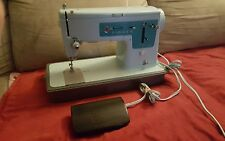 Vintage Singer 347 Sewing Machine Heavy Duty Industrial Strength - Denim & More