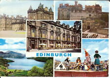 Scotland: Edinburgh - Multiview - Posted 1970