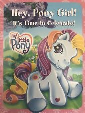 My Little Pony Party Invitations- Birthday Party Supplies- 2 Packs