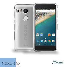 Clear Matte Gel Case TPU Jelly Soft Cover For Google nexus  LG  5X + SG