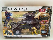 Mega Bloks Halo 97139 Unsc Anti-Armor Cobra New in Fact Sealed Box Nib Figures!