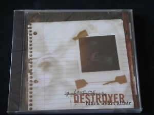 Love Me Destroyer - Black Heart Affair (SEALED NEW CD 2004) PINHEAD CIRCUS