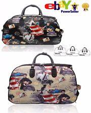 Elvis Presley Holdall Trolley Weekend Bag Cabin Hand Luggage Travel Bag Handbag