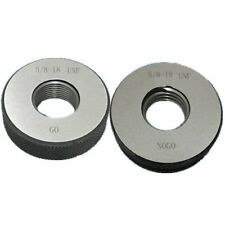 5/8-18 UNF Thread Ring Gage 2A GO NOGO 100% Calibrated ship by DHL