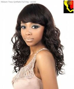 Motown tress Alice