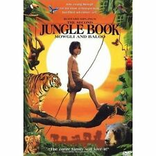 The Second Jungle Book: Mowgli & Baloo (DVD 1997, Full Screen)Ships in 12 hrs!!!