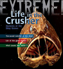 Day Trevor-Extreme Science: Life In The Crusher  BOOK NEW