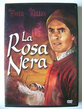 Dvd La Rosa Nera  con Tyrone Power 1950 Usato ed. fuori catalogo