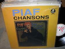 EDITH PIAF chansons ( world music )