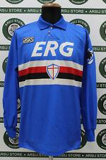 Maglia calcio MANCINI SAMPDORIA TG XL 93/94 shirt trikot maillot jersey camiseta