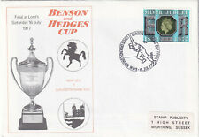 (38840) GB Cover Cricket Benson & Hedges Cup Final 1977