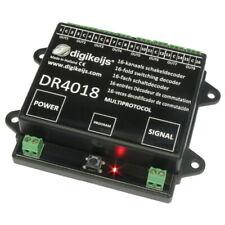 Digikeijs DR4018 Multiprotokoll-Schaltdecoder 16fach - NEU OVP