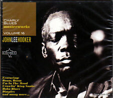 JOHN LEE HOOKER  - CHARLY BLUES MASTERWORKS (NEW CD)