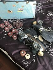 Vintage Riedell Speed Skates Women's 9 Sure Grip Cyclone See Comments