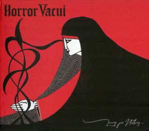 HORROR VACUI living for nothing CD