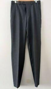"""M&S Man Light Indigo Lightweight Trousers 30"""" waist 33"""" inside leg"""