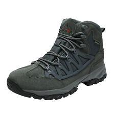 Mens Ankle Hiking Boots Outdoor Waterproof Work Combat Trekking Boots for Men