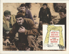 The Guns of Navarone 1961 11x14 Orig Lobby Card FFF-53156 Fine, Very Fine