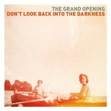 THE GRAND OPENING - DON'T LOOK BACK INTO THE DARKNESS  CD NEU