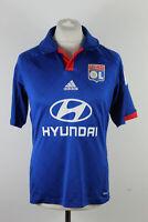 ADIDAS Olympique lyonnais T Shirt size M