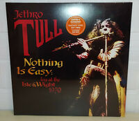 JETHRO TULL - NOTHING IS EASY LIVE AT THE ISLE OF WIGHT ORANGE - RSD 2020 - 2 LP