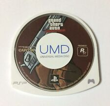 USED PSP Disc Only Grand Theft Auto Liberty City Stories JAPAN PS Portable game