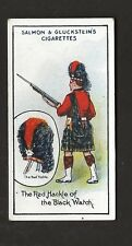 SALMON & GLUCKSTEIN - TRADITIONS OF THE ARMY/NAVY (SMALL NO) - #17 BLACK WATCH