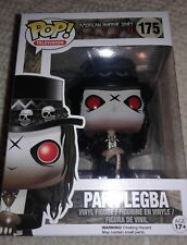 DEFECT Missing Hatband!!! Funko Pop! American Horror Story Coven Papa Legba #175