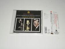 Gene Ammons & Sonny Stitt With Jack McDuff - SOUL SUMMIT - JAPAN CD 1993 W/OBI