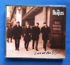 "The Beatles-""Live at The BBC"" (2CD) Paul McCartney-John Lennon-Ringo Starr-Great"