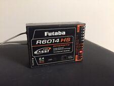 Futaba R6014 HS-Contrôleur Radio Récepteur FPV, RC, FASST 2.4 GHZ